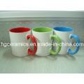 Sublimation Mug, 11oz Two Tone Color Sublimation Mug