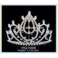 Tiara tiare alliage tiare royal crown kids tiara