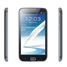 Quad Core Smart Cell Phone with 5.0-megapixel Double Auto-focus Camera, Supports Wi-Fi, Java