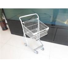 Supermarkt-Kanada-Einkaufswagen-Laufkatze