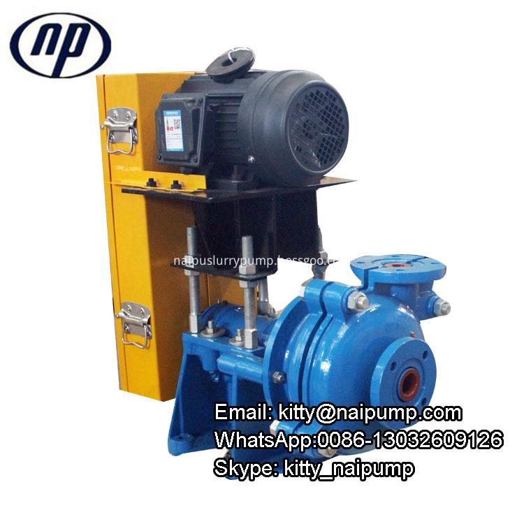 1 Inch Slurry Pump 3