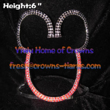 Mickey Mouse Head Crystal Crowns