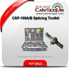 Csp-100A / B Boîte à outils d'épissage