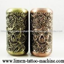 Poignée de tatouage d'alliage