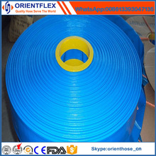 2016 New Material Colorful Roll Flat Hose