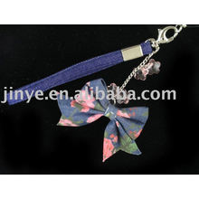 Jean Demin strap with demin bow