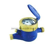Medidor de água da roda de aleta Multi-Jet