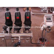 Edelstahl Wasser Scheibenfilter für Bewässerung Behandlung