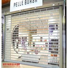 Crystal Fast Roll Up Shutter Door