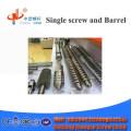 PE/PP/PVC Single 70-28 Film Blowing Screw Barrel