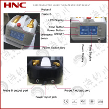 Multi-Function Semiconductor Laser Treatment Instrument with Golden Wavelength 650nm and 808nm