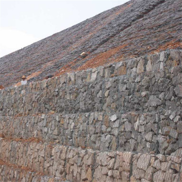 Grillage Hexagonal Gabion Protection