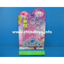 Presente relativo à promoção plástico menina brinquedos beleza set (1036307)