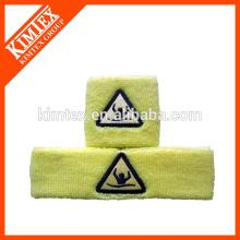 Heiße verkaufende Baumwollsportfußballkopfschweißbänder