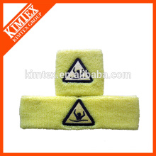Hot selling cotton sports soccer head sweatbands