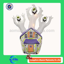 low price inflatable halloween ghost house inflatable haunted house