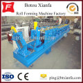 Baja Galvanis U Purlin Roll Forming Machine