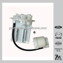 Filtro de automóvel de modelo novo e filtro de combustível de gasolina com tanque de carbono para Toyota RAV4 77024-47040