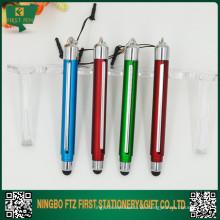 Kundenspezifische Logo-Kettenstift-Stift mit Banner