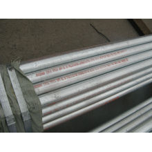 astm a106 gr.b ms carbon galvanized welded pipe