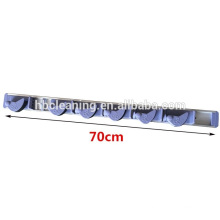 Support de manche à balai magique en aluminium à 6 positions