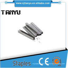 21 GA 1/2 inch Crown 84 Series Staples Galvanized Fine Wire or Stainless Steel Similar to ATRO 84 staples for Stapler