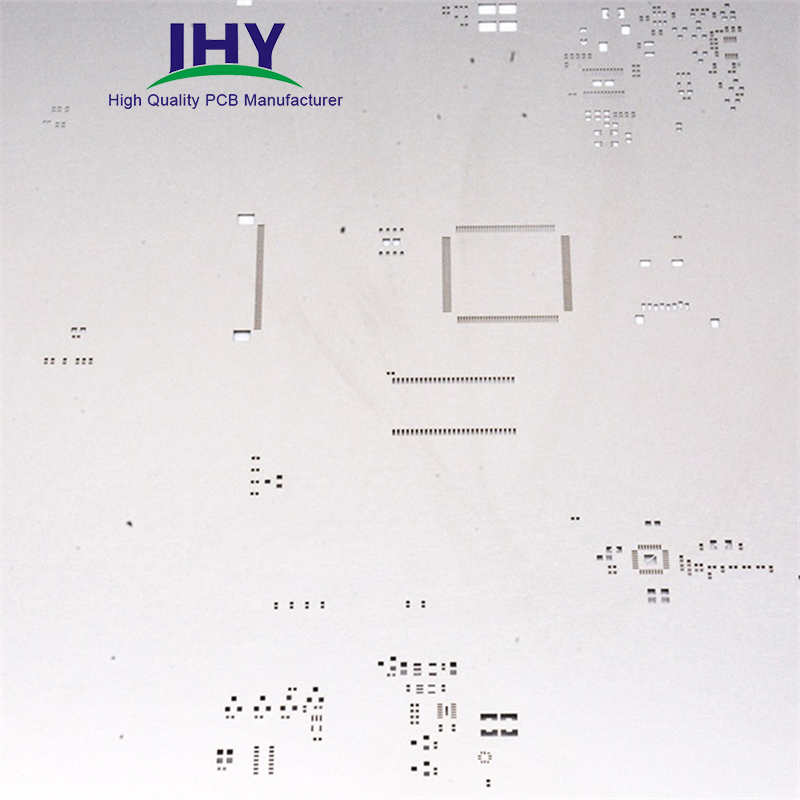 450X550mm Thickness 0.1 0.12 0.15 Frame PCB Stencil