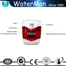 chlorine dioxide deodorant generator with high Conversion