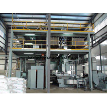 1600mm Beste Non Woven Maschine S Ss SMS Making Machinery Fabric Making Line