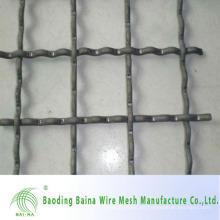 Tecnología avanzada de malla de alambre ondulado decorativo