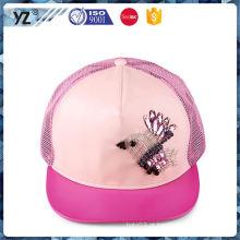 Fábrica de venda direta todos os tipos de baixo perfil camionista chapéus atacado