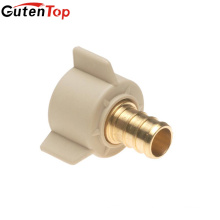 GutenTop High Quality Lead Free Brass 3/4 x 3/4inch Female Adapter Barb Fitting