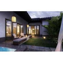 Casa pré-fabricada de estilo chinês