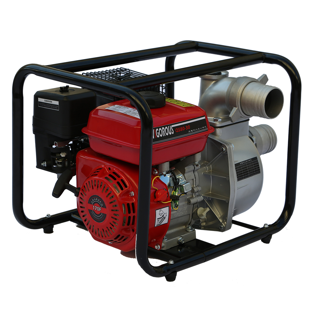 4 Inch Gasoline Water Pump