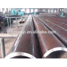 Baixo Carbono Tubos de aço inoxidável sem costura