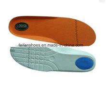 Neueste bequeme Orthesen Socke Futter EVA Einlegesohle (FF503-12)