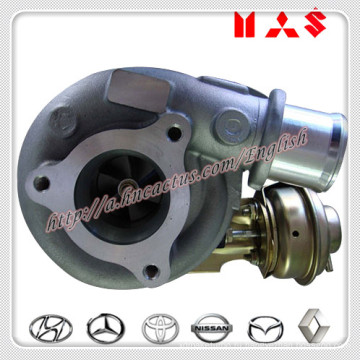 Турбокомпрессор Gt2052V 14411-Vc100 724639-5001s для Nissan Zd30