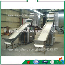 FSJ Grain Separation Machine Vegetable Winnowing Machine
