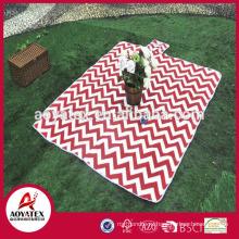 Высокое качество акриловые открытый водонепроницаемый путешествия пикник одеяло