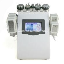 5in1 40k cavitación vacío lipo láser / 2015 lipo máquina de láser