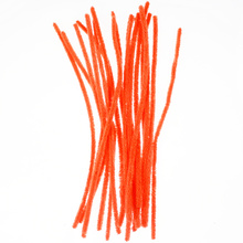 Handcraft Chenille Stam voor kinderen DIY Orange Assorted