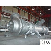 Hot Sale 316L Basf Heat Exchanger Manufacturer