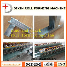 Dx Metal Stud & Track / C Channel Roll Machine formatrice