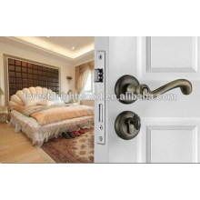 Stainless Steel Interior Wood Door Lockset