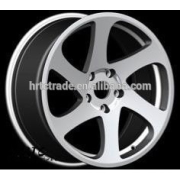 HRTC OEM machine face replica aluminum 4 alloy wheel