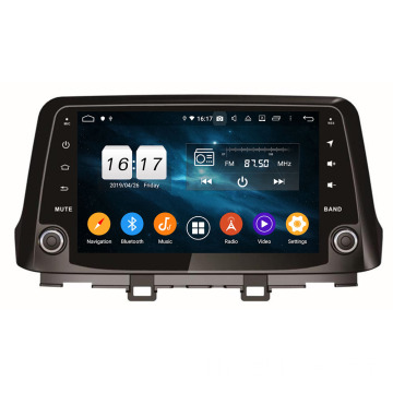Kona 2017 car android android 9.0