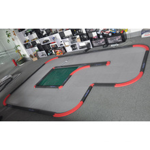 Fácil de Aseemble faixa carros de RC Drift