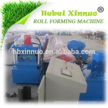 máquina de formação de guardrail da estrada