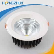 15w 20w 30w 40w 60w haute qualité conduit vers le bas de la lumière