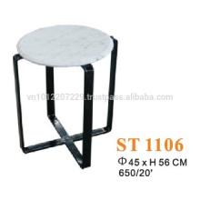 Mobilier en marbre en granit - chaise
